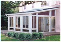 American Dreamspace Maine | Patio Enclosures | Four Seasons Sunrooms
