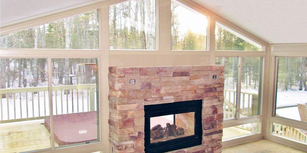 American Dreamspace Maine Patio Enclosures Four Seasons Sunrooms